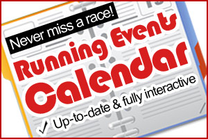 Running Events Calendar, Singapore