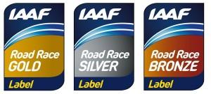 IAAF Road Race Labels