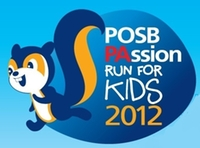 POSB PAssion Run for Kids 2012