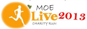 MOE Olive Charity Run 2013