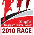 Singtel Race Against Cancer 2010 logo
