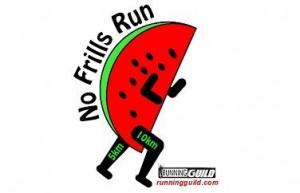 No Frills Run 2012