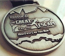 Reebok ONE Challenge – The Great Escape