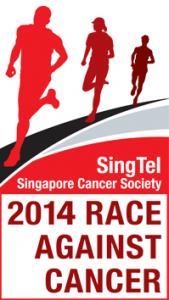 SingTel & Singapore Cancer Society Race Against Cancer 2014
