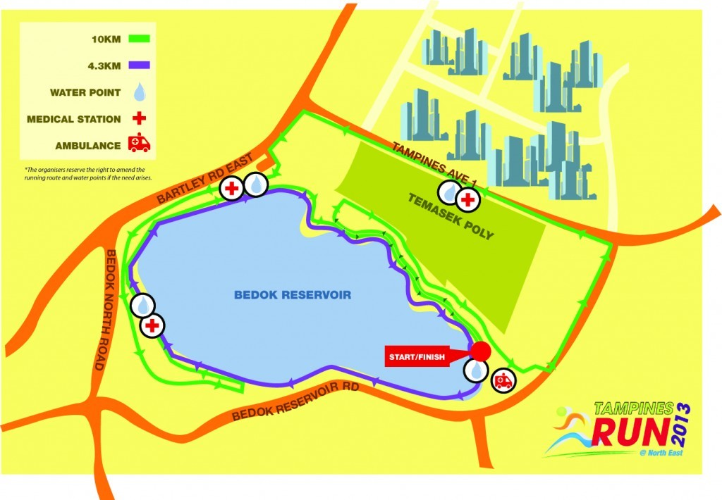 singapore race database route maps gallery just run lah part 6. Black Bedroom Furniture Sets. Home Design Ideas