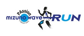 Mizuno PAssion Wave Run 2012