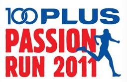 100Plus PAssion Run 2011