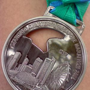 Standard Chartered Marathon Singapore 2008