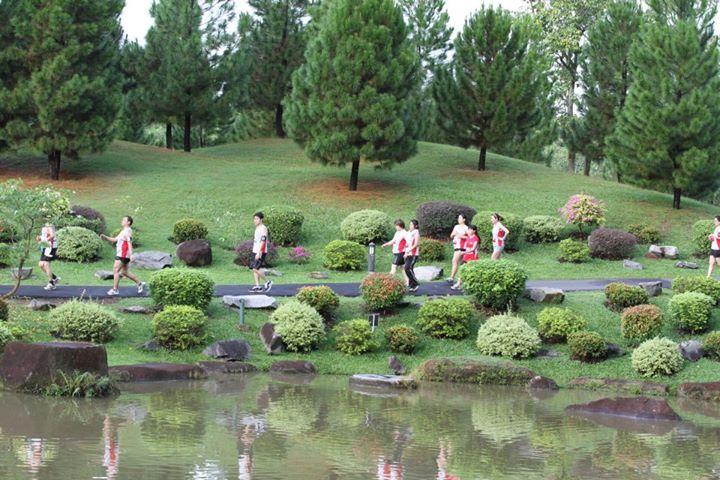 jurong lake run 2012 park