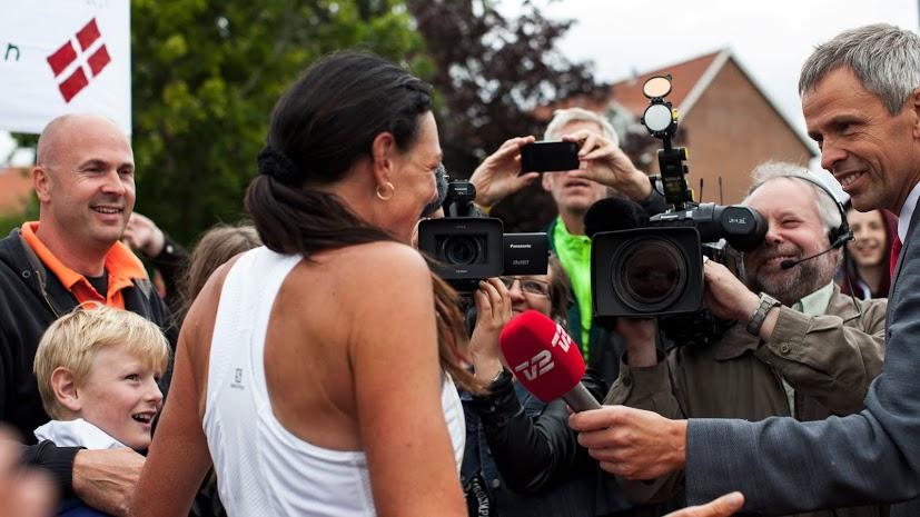 Annette Fredskov - 366 Marathon in 365 days - Morten Krogh Nikolajsen 17