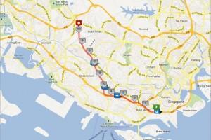 Green Corridor RouteMap