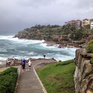 Sydney: Running from Bondi to Coogee Beach