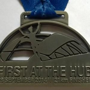 The Straits Times Run At The Hub 2014