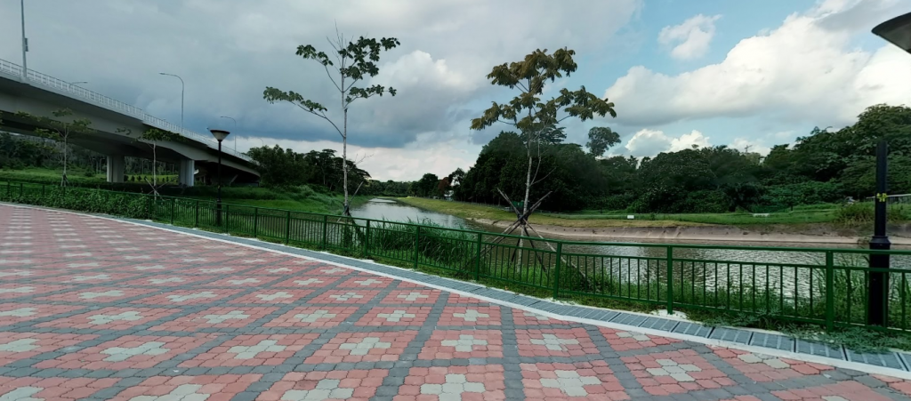 pandan river singapore running