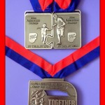 Great finisher medals