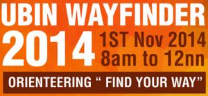 Ubin Wayfinder 2014