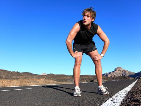 marathon tapering