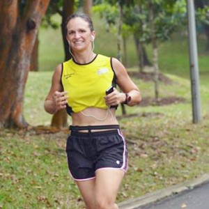 A whole new world – Running