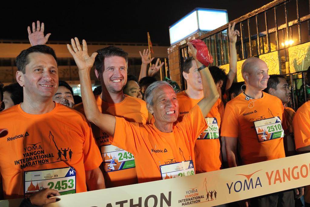 yoma yangom marathon 2