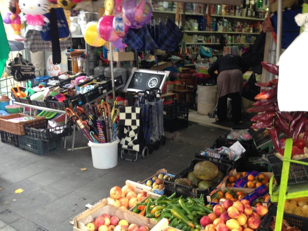 A provision shop at Bordeaux