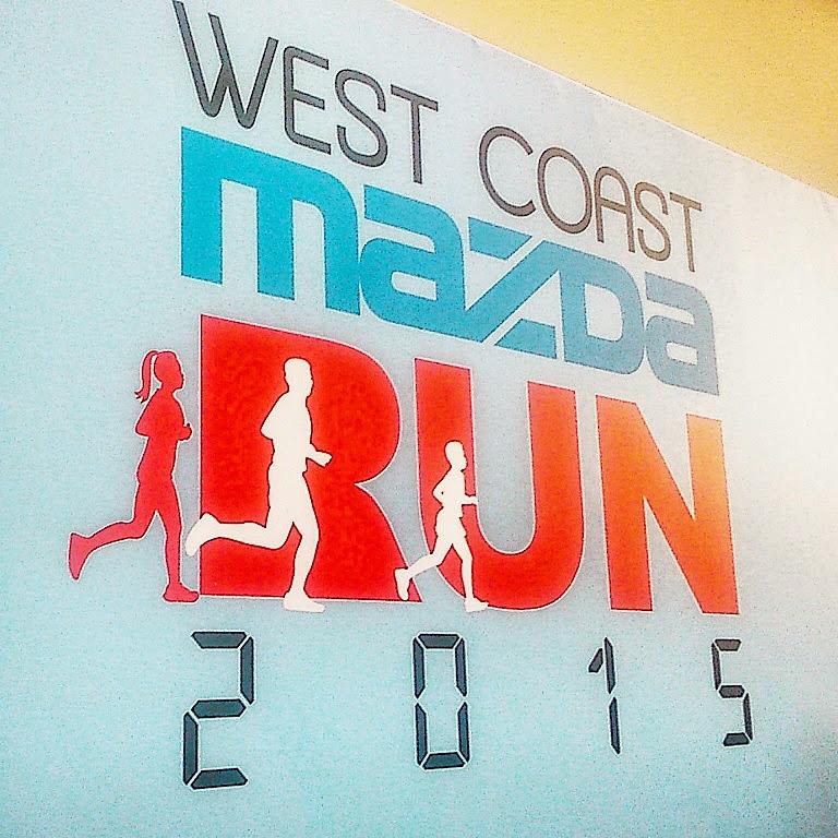 West Coast Mazda Run