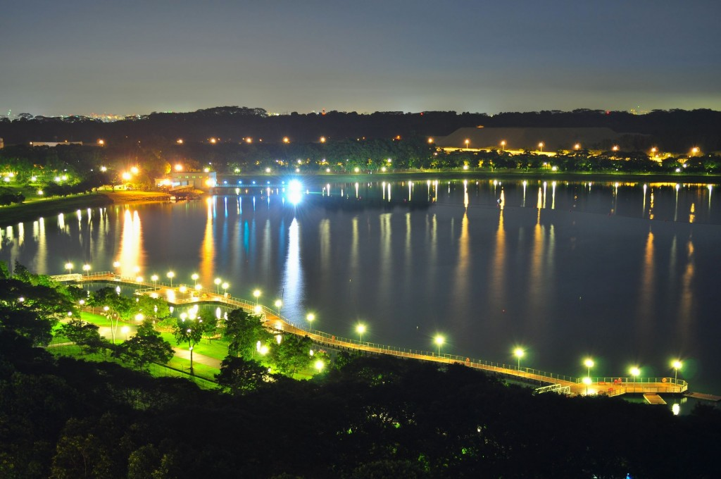 Bedok Reservoir Singapore
