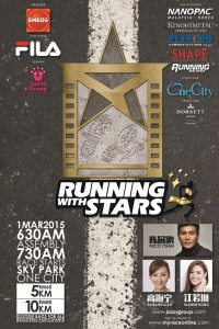 Running With Stars 2015