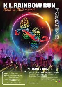 KL Rainbow Run 2015