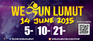 We Run Lumut 2015