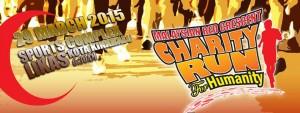 MRC 10KM Charity Run For Humanity 2015