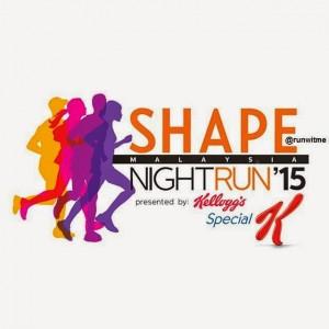 Shape Night Run 2015