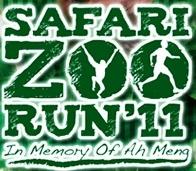 Safari Zoo Run 2011