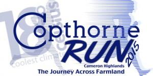 """Copthorne Cameron """"The Journey Across Farmland"""" Run 2015"""