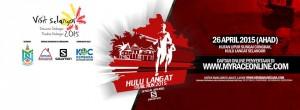 Hulu Langat Trail Run 2015