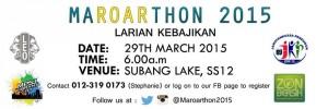 Leo Maroarthon 2015