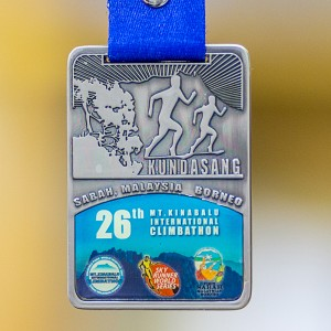 Most 'Are We There Yet?' Medal - Climbathlon 2012