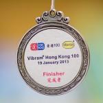 011 Vibram Hong Kong 100 2013