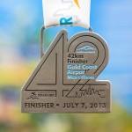 014 Gold Coast Airport Marathon 2013