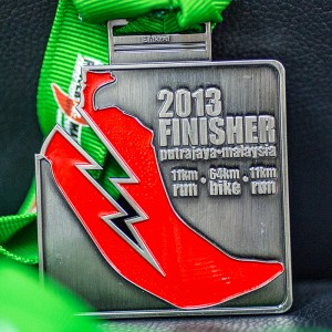 Best Duathlon Course - Powerman Asian Championship 2013