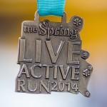 022 Live Active Run Kuching Half Marathon 2014