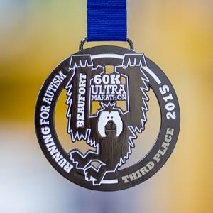 Best Design Medal - Beaufort Ultra 60k 2015