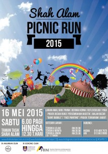 Shah Alam Picnic Run 2015