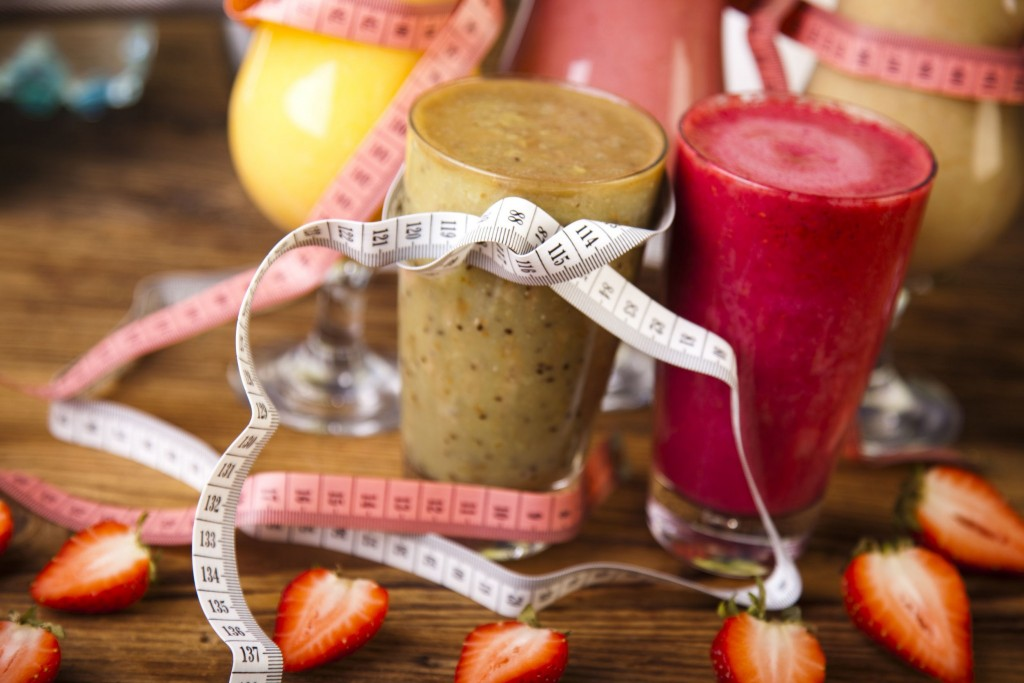 smoothies lose weight