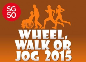 Wheel, Walk or Jog 2015