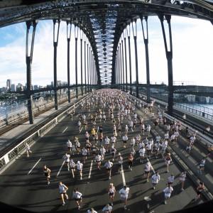 Sydney: A Marathon over the Bridge
