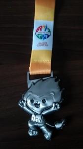 Nila Run Medal