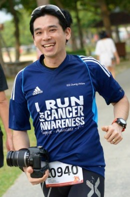 Photo credits: Race Against Cancer