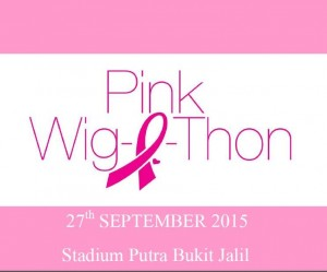 Pink Wig-A-Thon