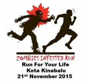 Zombie Infested Run – Run For Your Life 2015