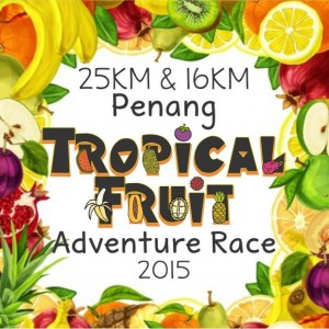 Penang Tropical Fruit Adventure Race 2015